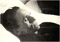 Cesar Vallejo muerte