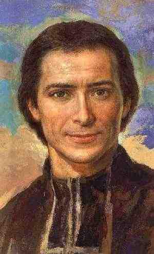El santo de hoy...Marcelino Champagnat, Santo Champagnat