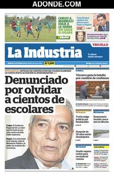 Diario La Industria Trujillo