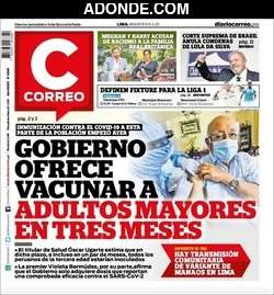 Diario Correo Lima Perú