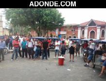 Portada de Diario Ahora de Iquitos, Loreto