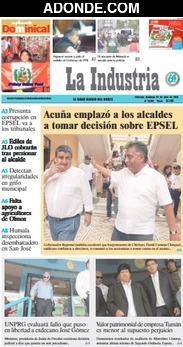 Diario La Industria de Chiclayo