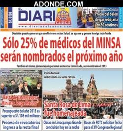 Diario del Cusco