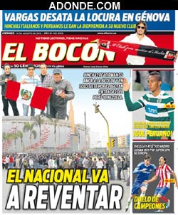 Diario El Bocón