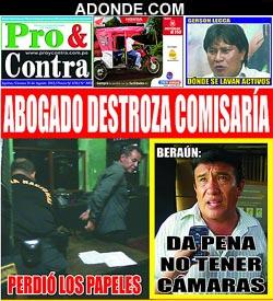Diario Pro & Contra de Iquitos