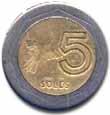 la evolucion de la moneda: